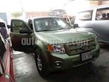 Foto venta Auto usado Ford Escape 2.0L SE Ecoboost 4x4 (2008) color Verde precio u$s10,500