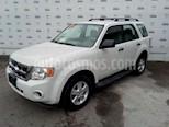 Foto venta Auto Seminuevo Ford Escape 5p XLS aut tela L4 (2011) color Blanco precio $150,000