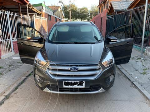 Ford Escape 2.5L S 4x2 usado (2020) color Gris Metalico precio $20.000.000