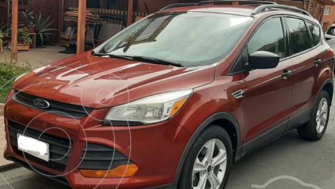 Ford Escape SE 2.0L Ecoboost 4x2 usado (2014) color Rojo precio $14.500.000