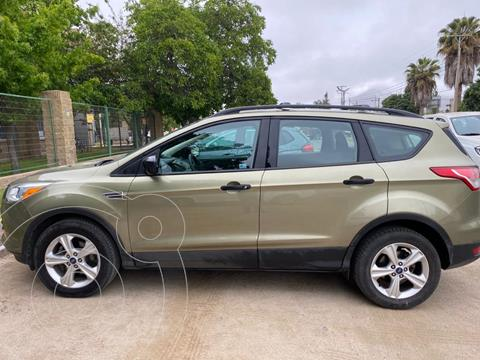 Ford Escape XLT usado (2013) color Verde precio $9.890.000