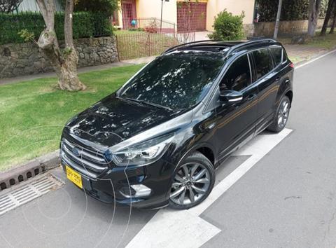 Ford Escape  2.0L ST 4x4  usado (2019) color Negro precio $106.900.000
