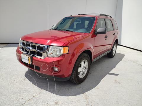 Ford Escape  3.0L SE 4x4  usado (2012) color Rojo Sangria precio $39.990.000