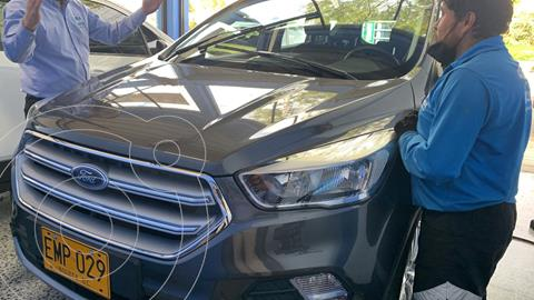 Ford Escape  2.0L SE 4x2   usado (2018) color Gris Nocturno financiado en cuotas(anticipo $9.000.000 cuotas desde $1.775.000)