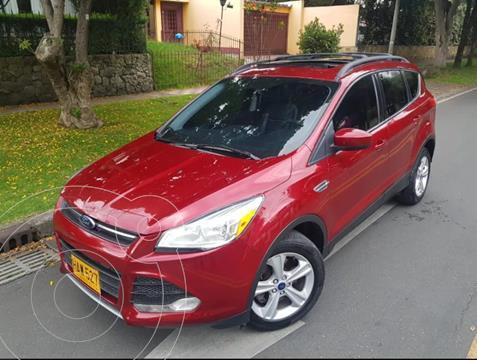 Ford Escape  3.0L SE 4x4  usado (2013) color Rojo precio $57.900.000