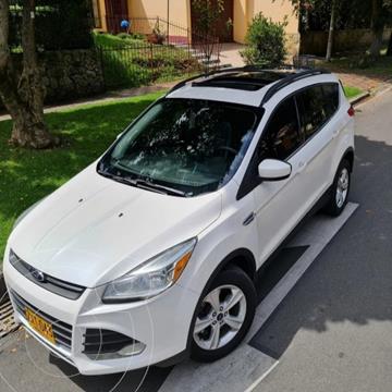Ford Escape  2.0L Titanium 4x4 usado (2014) color Blanco precio $57.900.000
