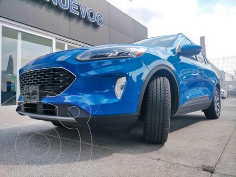 Ford Escape Titanium EcoBoost usado (2020) color Azul precio $579,900