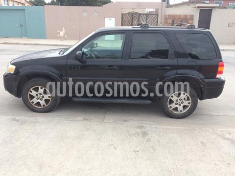Ford Escape Limited usado (2005) color Negro precio $55,000
