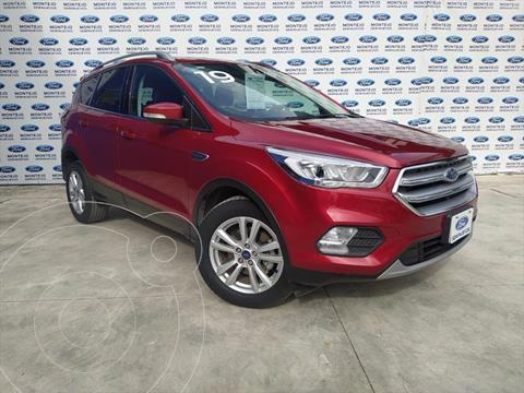 Ford Escape S Plus usado (2019) color Rojo precio $350,000