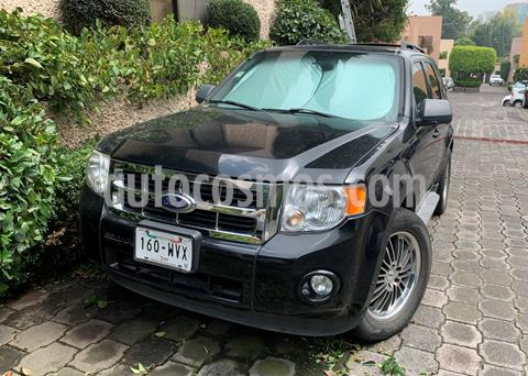 Ford Escape Limited usado (2010) color Negro precio $125,000
