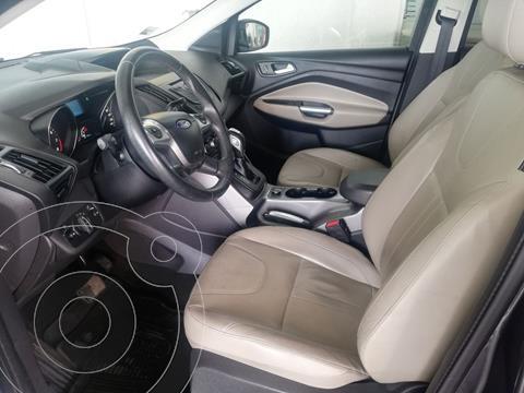 Ford Escape Trend Advance usado (2015) color Gris precio $218,000