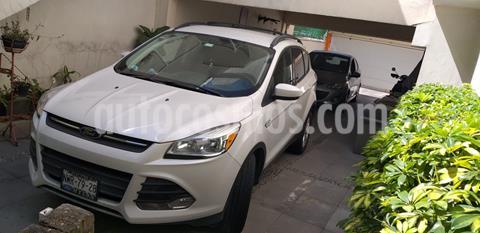 Ford Escape SE usado (2014) color Blanco precio $185,000