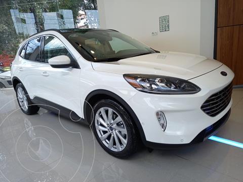Ford Escape Titanium nuevo color Blanco precio $779,500