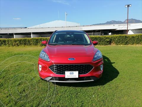 Ford Escape Titanium EcoBoost usado (2020) color Rojo Rubi precio $589,000