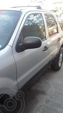 Ford Escape XLT 3.0L V6 usado (2007) color Gris precio $83,000