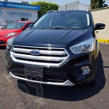 Ford Escape Trend Advance usado (2019) color Negro precio $379,000