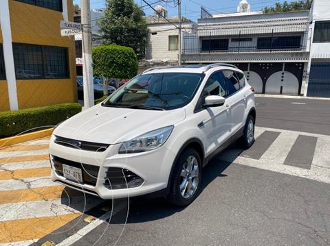 Ford Escape Titanium EcoBoost usado (2015) color Blanco precio $239,900
