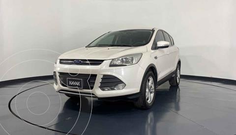 Ford Escape S Plus usado (2015) color Blanco precio $217,999