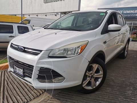 Ford Escape SE Plus usado (2014) color Blanco Platinado precio $200,000