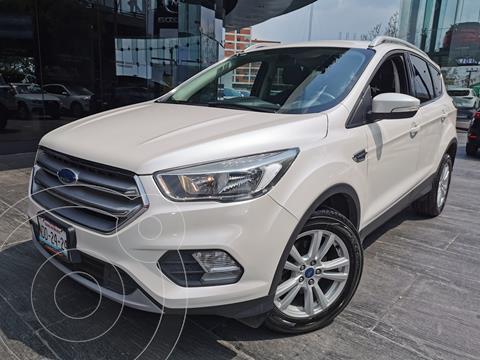 Ford Escape S usado (2018) color Blanco Oxford precio $305,000