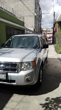 Ford Escape XLT Aut usado (2011) color Plata Estelar precio $130,000