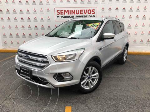foto Ford Escape S Plus usado (2018) color Plata precio $305,000
