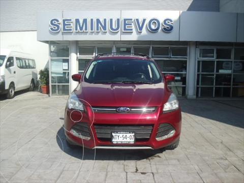 Ford Escape 5P SE 2.0T AUT usado (2014) color Rojo precio $220,000