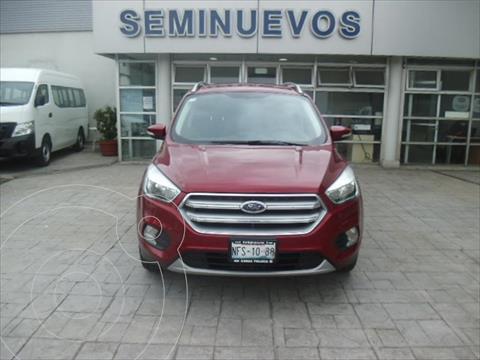 Ford Escape S Plus usado (2018) color Rojo precio $288,000