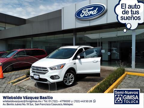 Ford Escape S PLUS 2.5L usado (2017) color Blanco precio $282,000