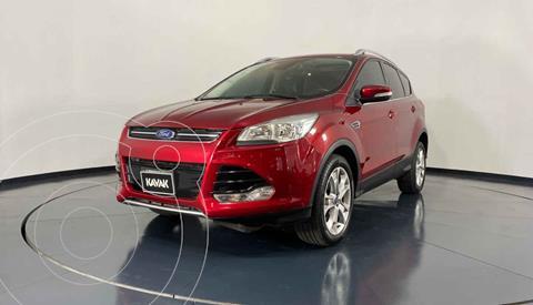 Ford Escape Titanium usado (2016) color Rojo precio $279,999