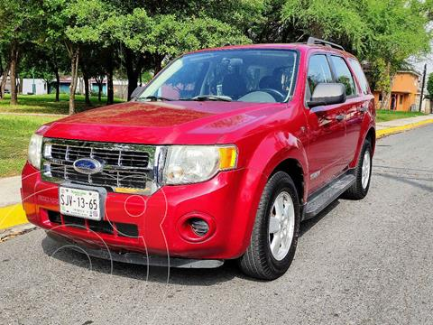 Ford Escape XLS Aut usado (2008) color Rojo precio $120,000