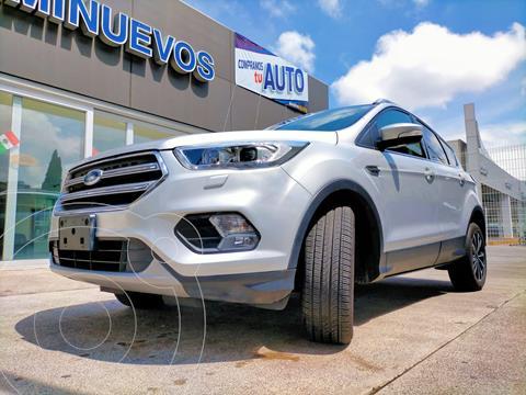 Ford Escape Titanium EcoBoost usado (2019) color Plata precio $435,000