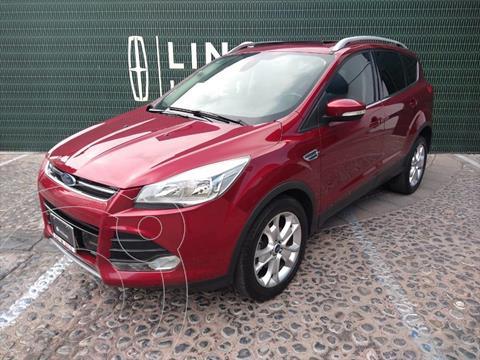 Ford Escape 5P TITANIUM L4 2.5 AUT usado (2015) color Rojo precio $260,900
