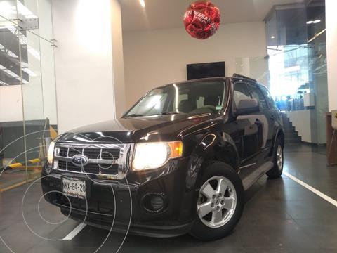 Ford Escape XLS 3.0L V6 usado (2012) color Negro precio $145,000