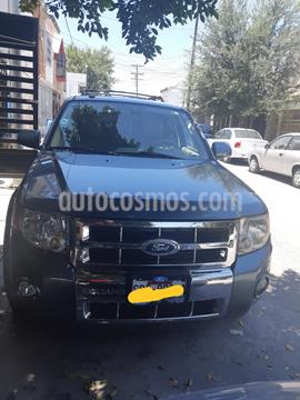 Ford Escape Limited Plus usado (2011) color Azul Acero precio $155,000