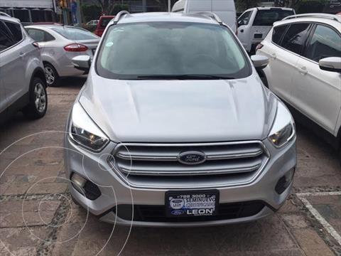 Ford Escape Trend Advance EcoBoost usado (2018) color Plata precio $359,000