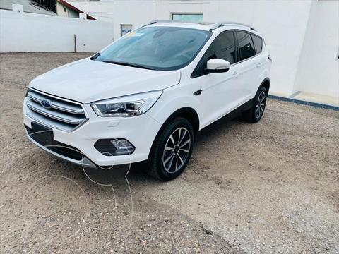 Ford Escape Titanium EcoBoost usado (2019) color Blanco precio $480,000