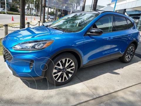 Ford Escape SE Hybrid usado (2020) color Azul Electrico precio $650,000