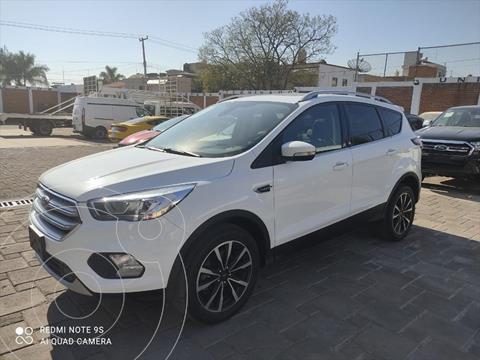Ford Escape Titanium EcoBoost usado (2017) color Blanco precio $304,000