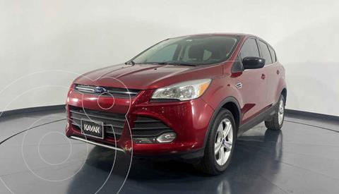 Ford Escape S usado (2013) color Rojo precio $202,999