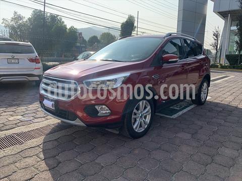 Ford Escape S usado (2017) color Rojo precio $289,000