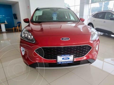 Ford Escape Titanium EcoBoost usado (2020) color Rojo precio $628,000