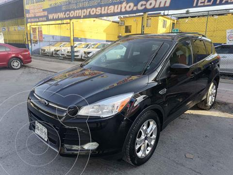 Ford Escape SE Plus usado (2013) color Negro precio $175,000