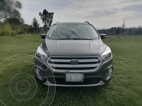 Ford Escape Trend Advance usado (2017) color Gris Nocturno precio $285,000