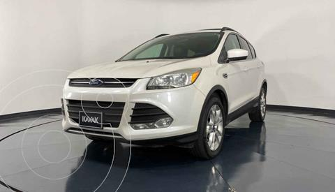 Ford Escape SE Plus usado (2013) color Blanco precio $202,999