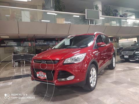 Ford Escape Titanium EcoBoost usado (2016) color Rojo precio $289,000