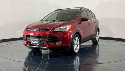 Ford Escape SE Advance usado (2014) color Rojo precio $242,999