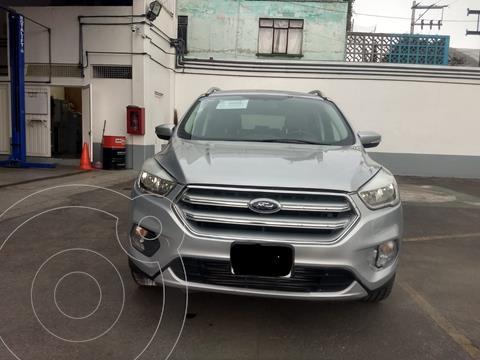 Ford Escape Trend Advance EcoBoost usado (2018) color Plata Dorado precio $340,000