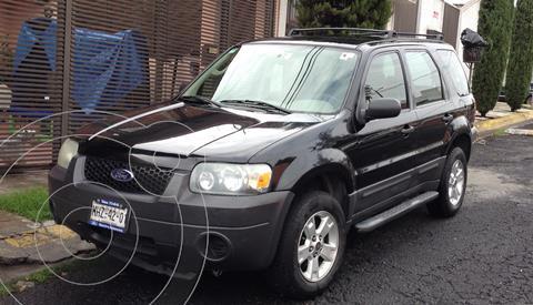 Ford Escape XLS 3.0L V6 4WD usado (2006) color Negro precio $80,000