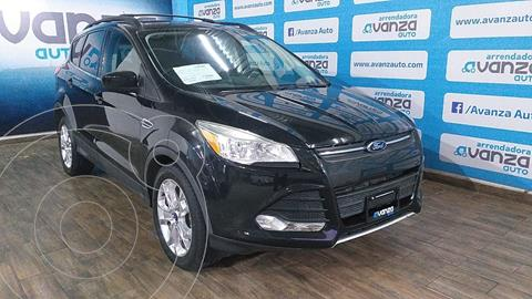 Ford Escape S Plus usado (2013) color Negro precio $200,000